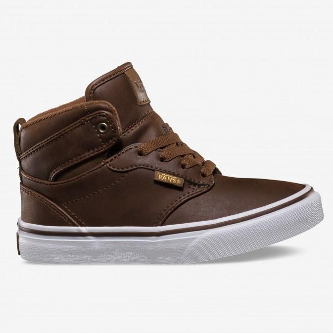 0ef31312f071 Vans Atwood Hi Boys mte brown coffee