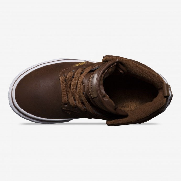 3b4e5f50089a Vans Atwood Hi Boys mte brown coffee