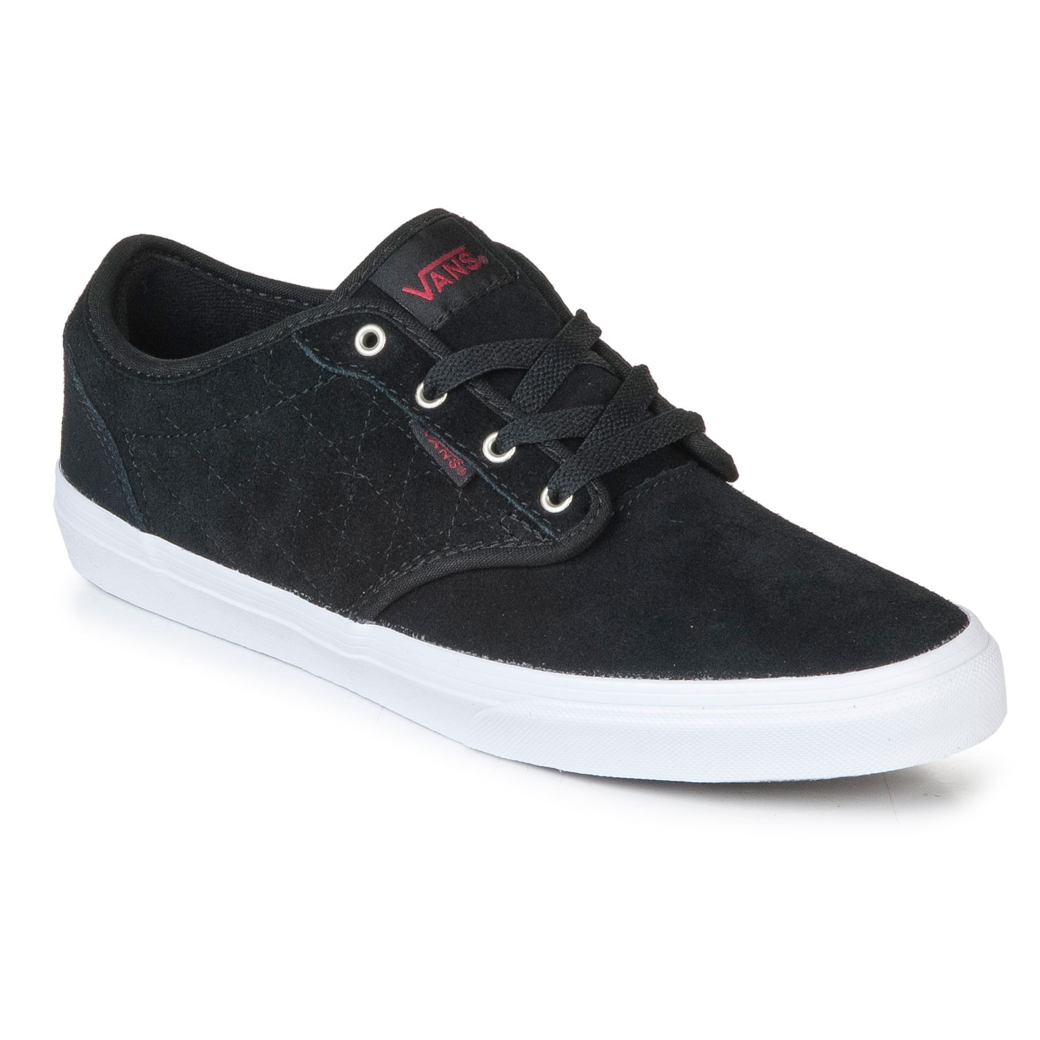 491287ca60cc Buy vans black atwood shoes