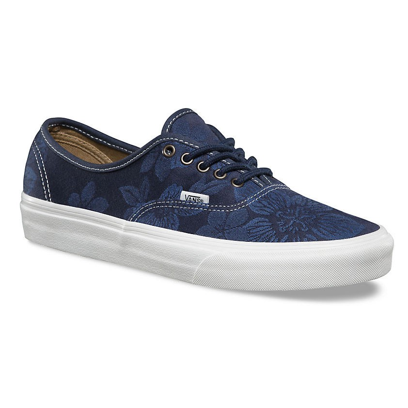 Tenisky Vans Authentic floral jacquard parisian night/b