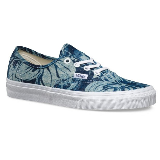 Tenisky Vans Authentic indigo tropical blue/true white vel.3,5 (36) 16 + doručení do 24 hodin