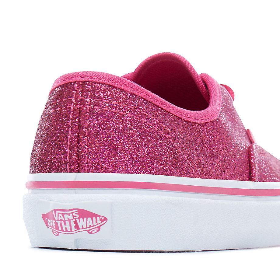 c0cd4ab4c35 Tenisky Vans Authentic Kids glitter rosy | Snowboard Zezula
