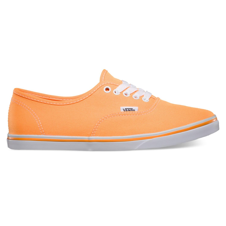 Vans Authentic Lo Pro Sneakers Orange