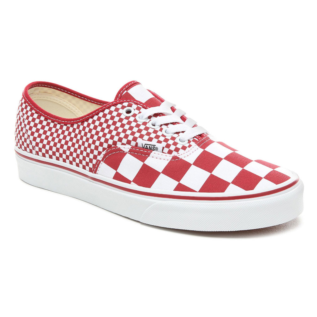 vans authentics mix checker