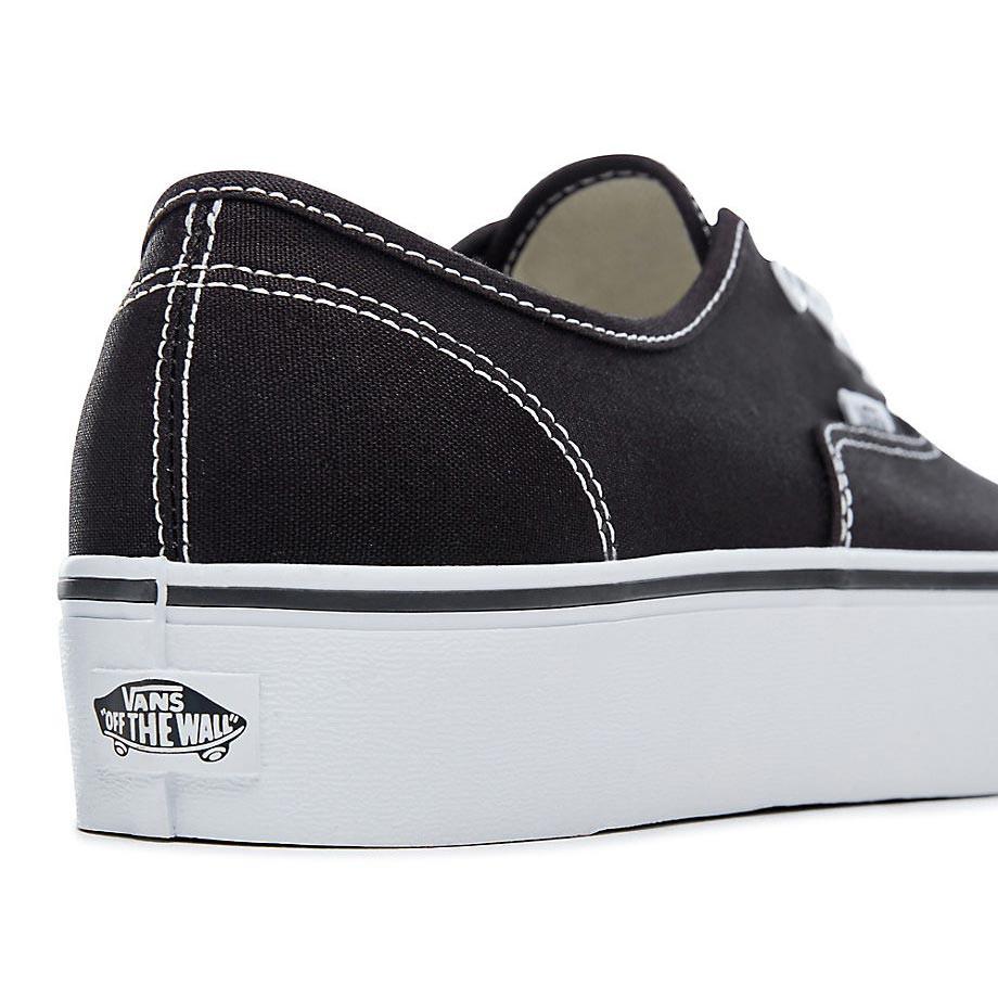 Tenisky Vans Authentic Platform black  69fcf1539f9