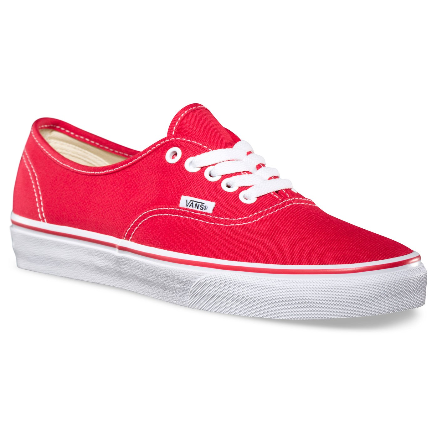 Tenisky Vans Authentic red