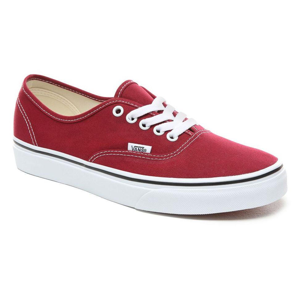 Sneakers Vans Authentic rumba red/true