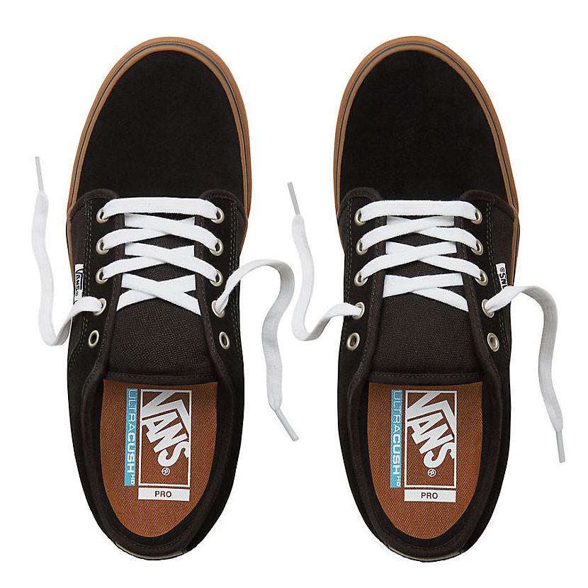 023efe9f80 Sneakers Vans Chukka Low black black gum