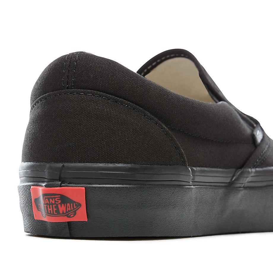 362d711e5723d Tenisky Vans Classic Slip-On black/black   Snowboard Zezula