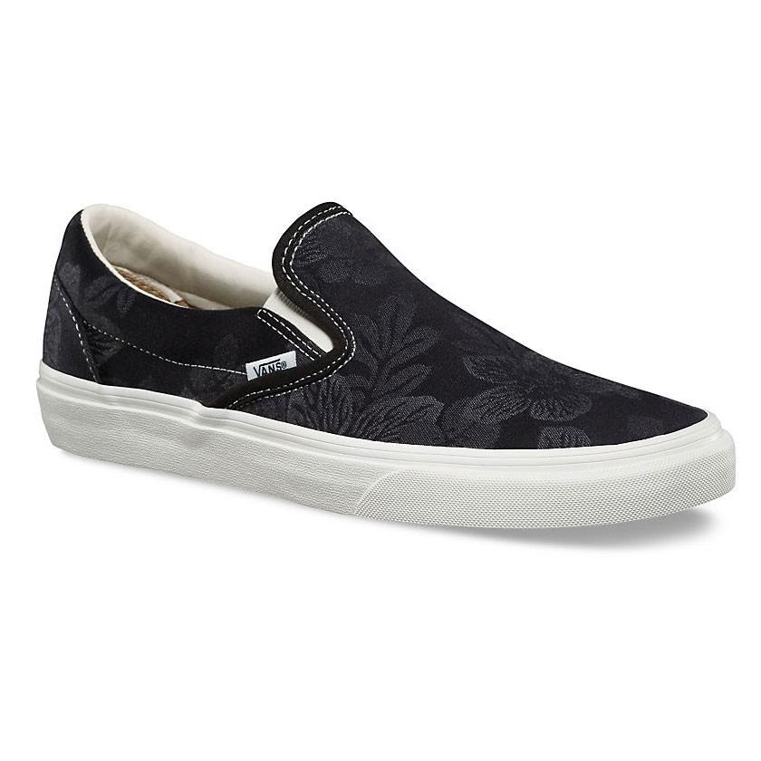 Slip-on Vans Classic Slip-On floral jacquard black
