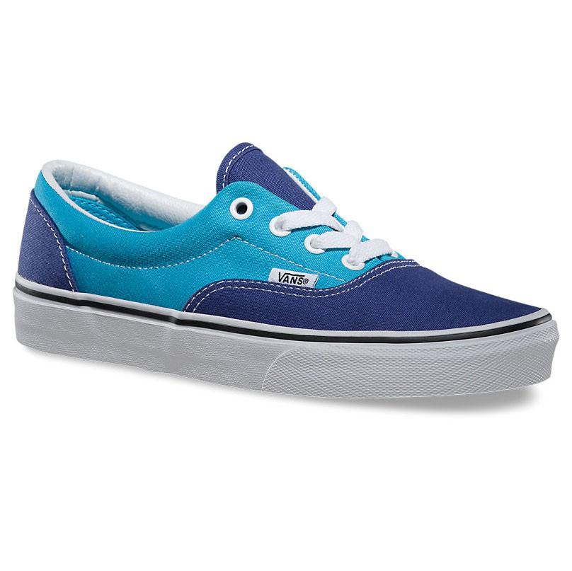acf383acc327 Vans Era 2 tone skipper blue cyan blue