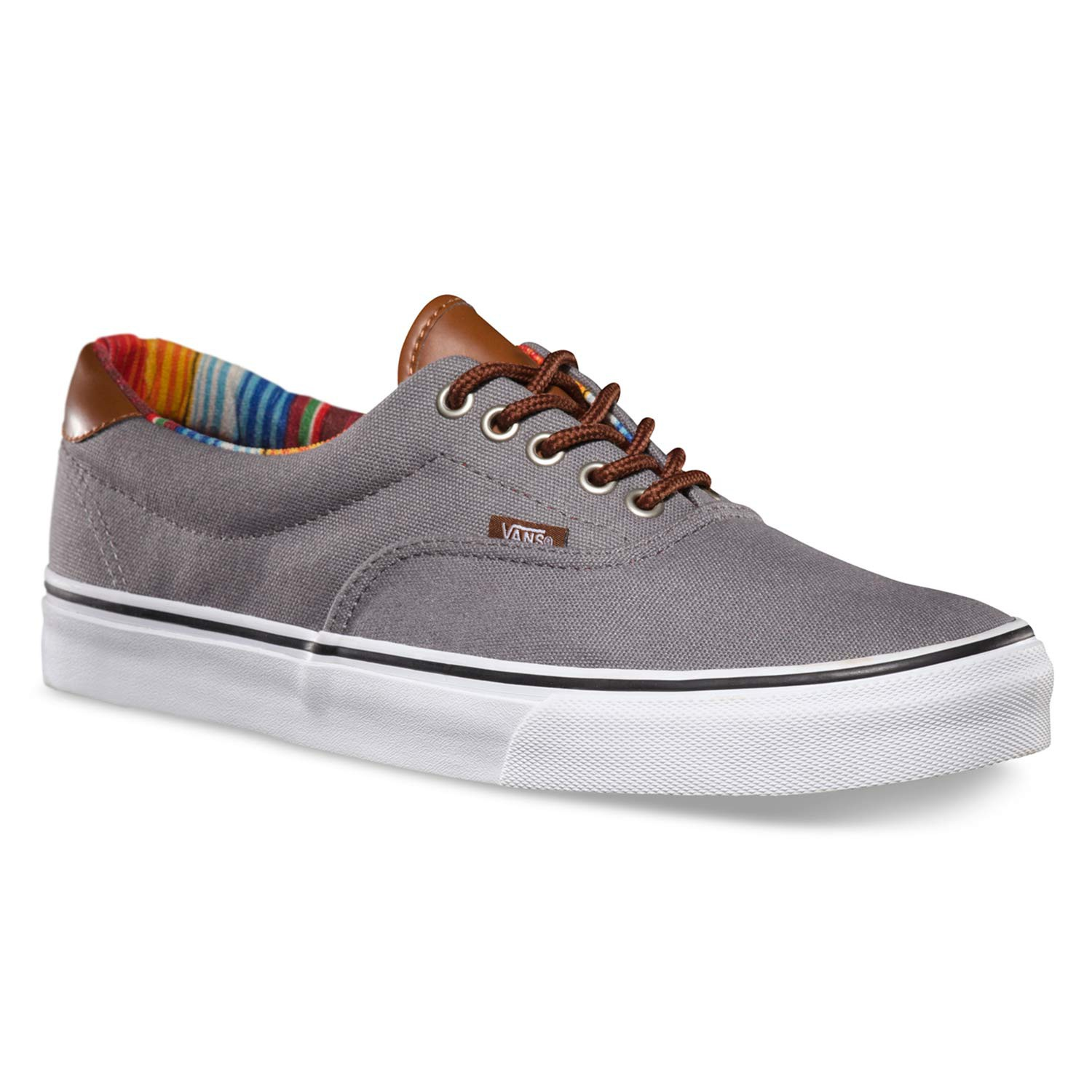 Grey Era Vans Pictures To Pin On Pinterest