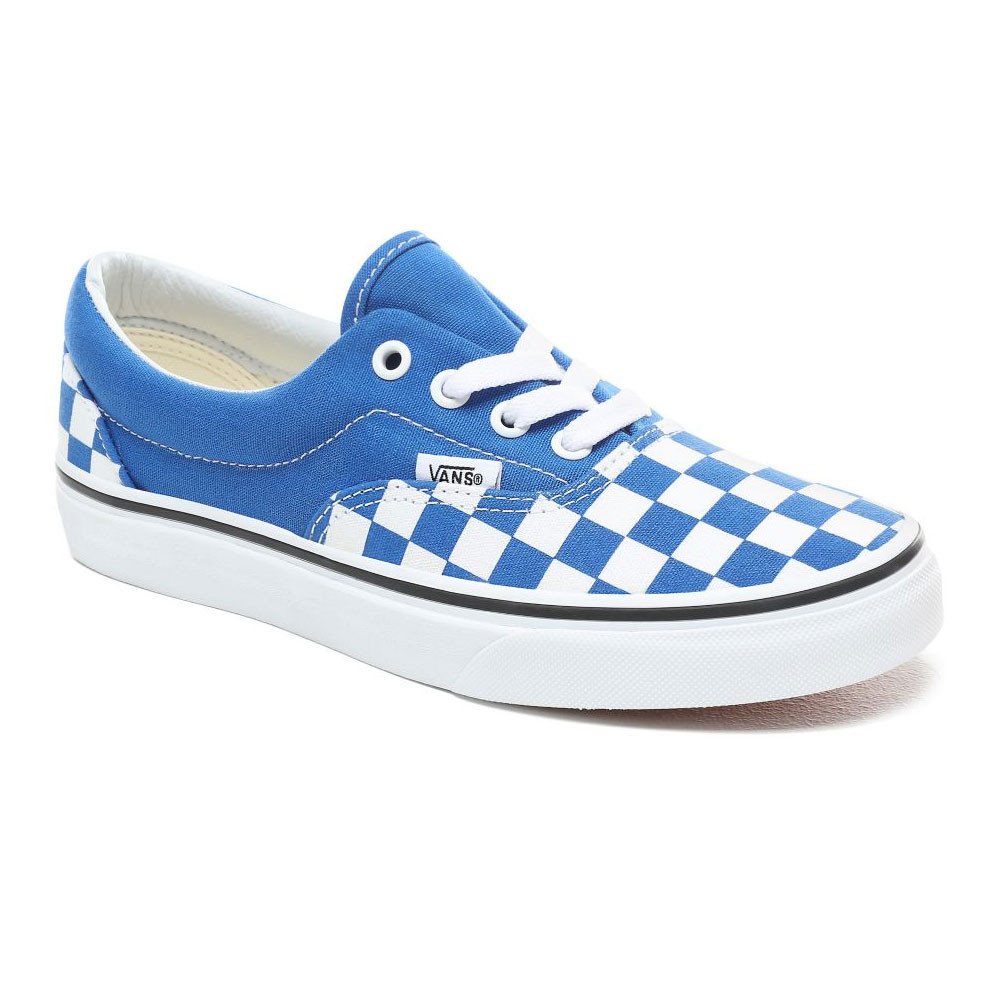 Sneakers Vans Era checkerboard lapis blue true wht  037d1a9f87