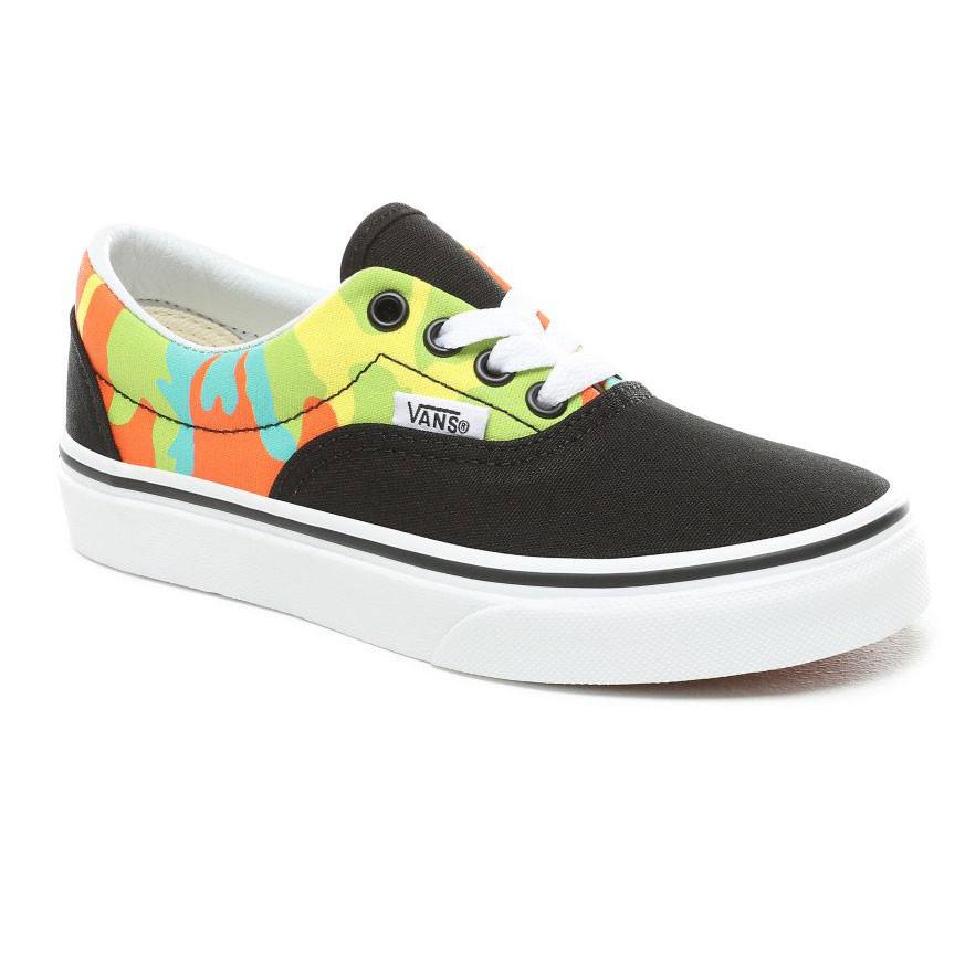 Sneakers Vans Era Kids pop camo blazing