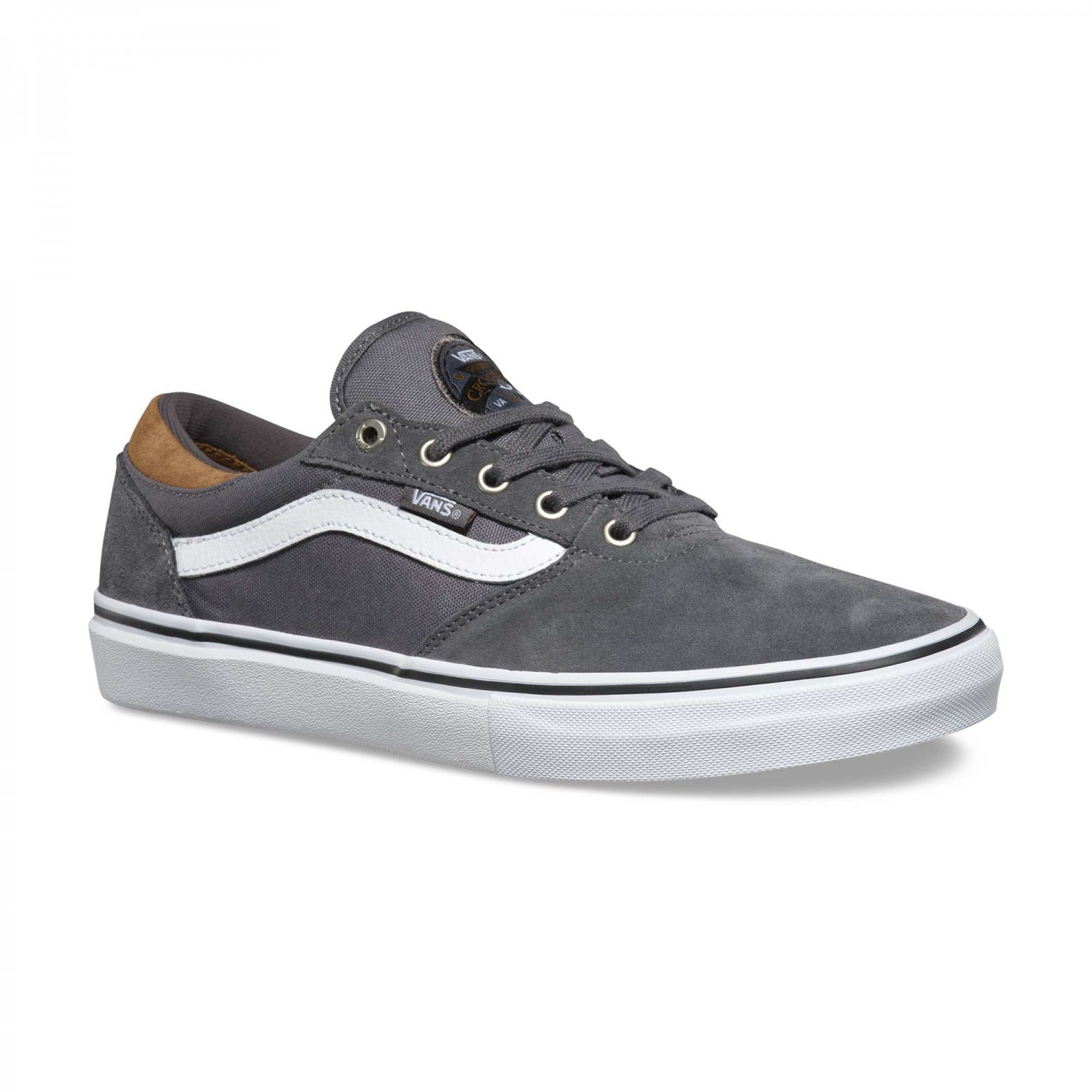 Alta qualit Vans Gilbert Crockett Tornado White vendita