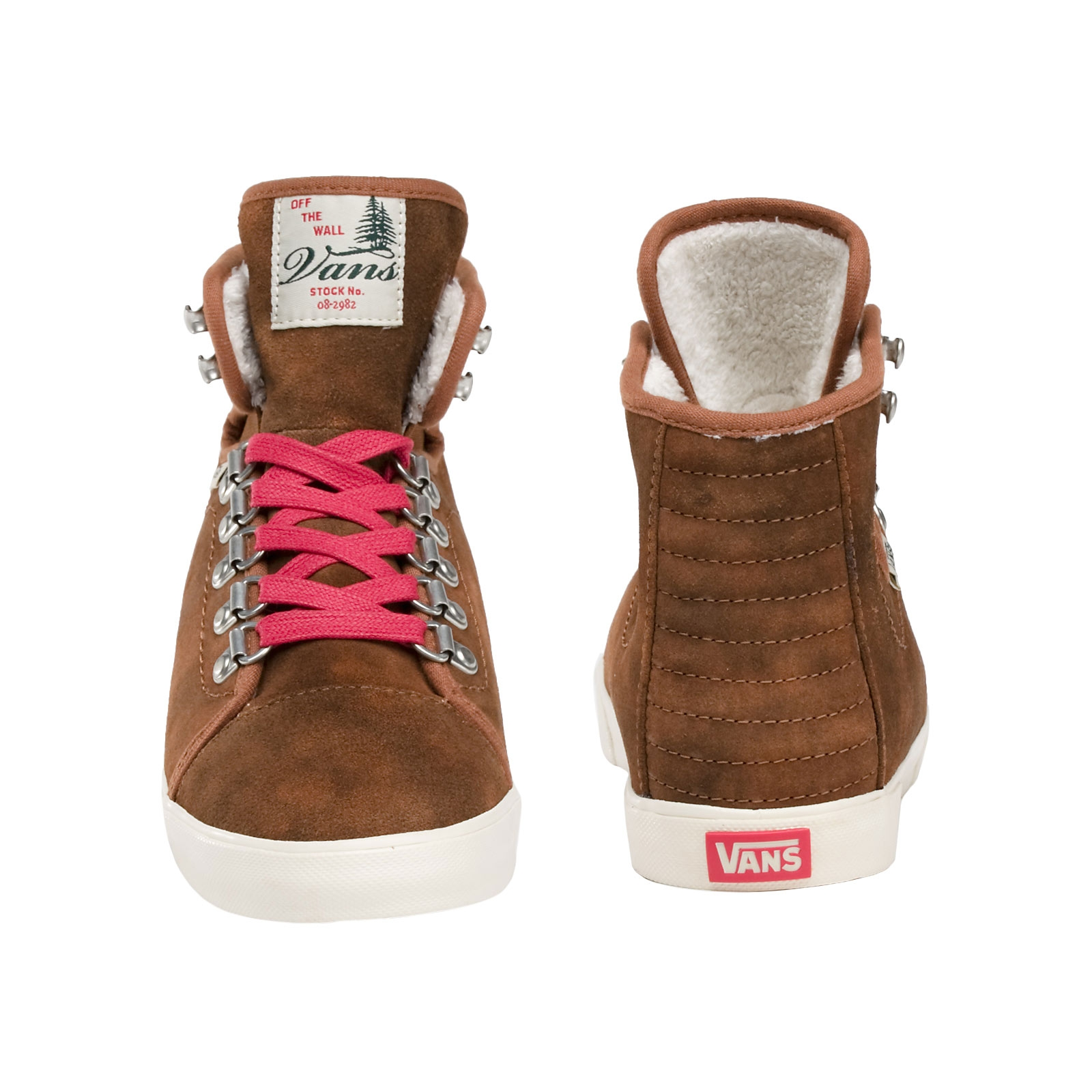 09533c5c29c969 Vans Hadley Hiker brown
