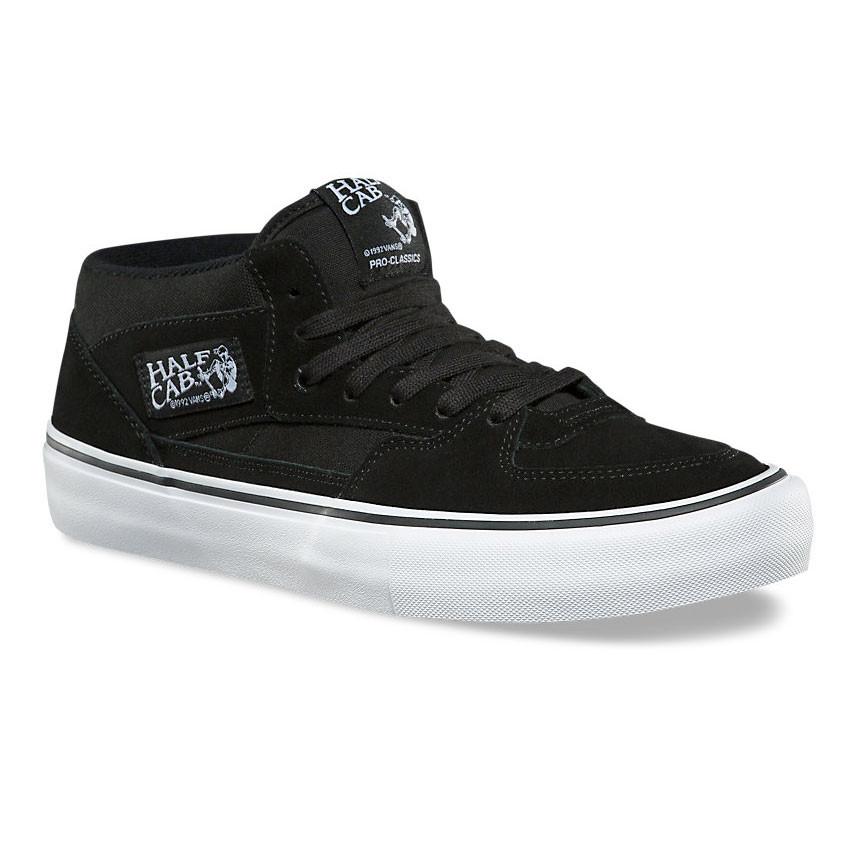 722bb7124628aa Sneakers Vans Half Cab Pro black black white