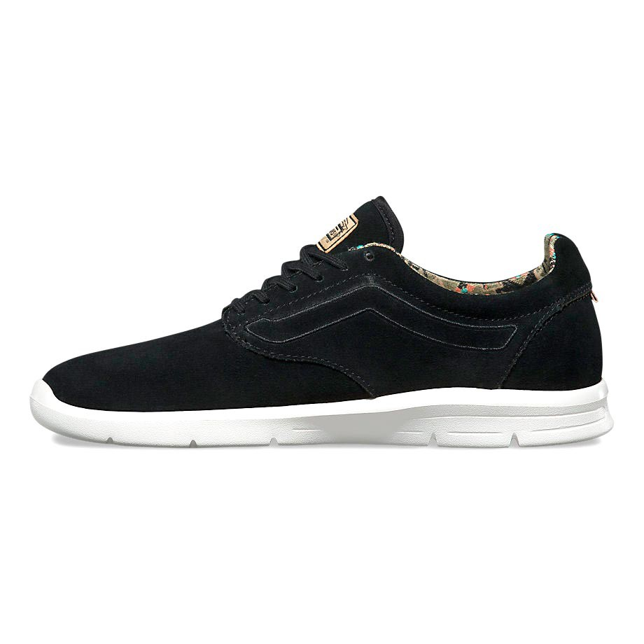 Sport shoes Vans Iso 1.5 moroccan geo black/classic white ...