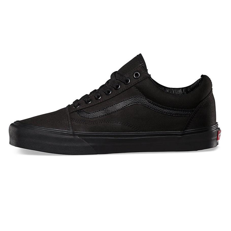 3f1788dd4578 Sneakers Vans Old Skool black black