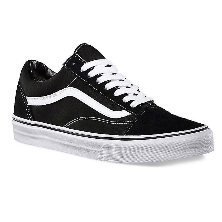 Tenisky Vans Old Skool black/white