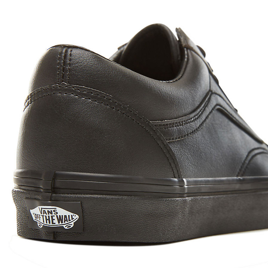 7ba277798260aa Sneakers Vans Old Skool classic tumble black mono