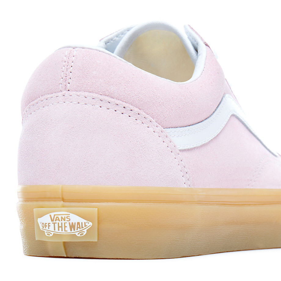 bd8b1f1e0a Sneakers Vans Old Skool double light gum chalk pink