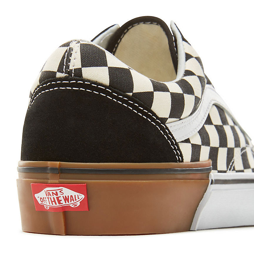 a3fb1b5b34 Sneakers Vans Old Skool gum block checkerboard