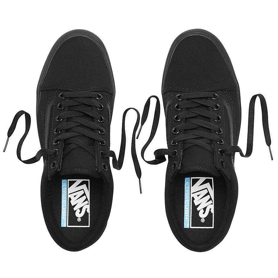 Tenisky Vans Old Skool Lite canvas black black  3e9049dc024