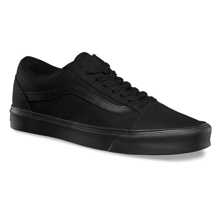 Vans Old Skool Lite canvas black/black