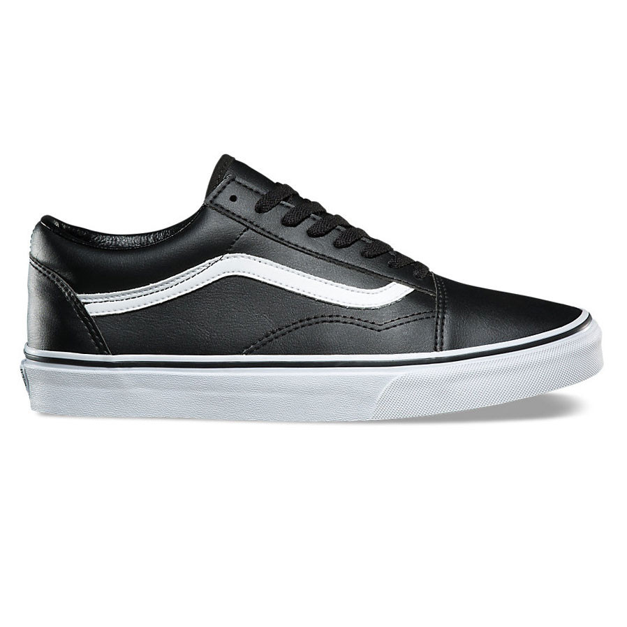 74d888c3d7e Sneakers Vans Old Skool Lite classic tumble black true white ...