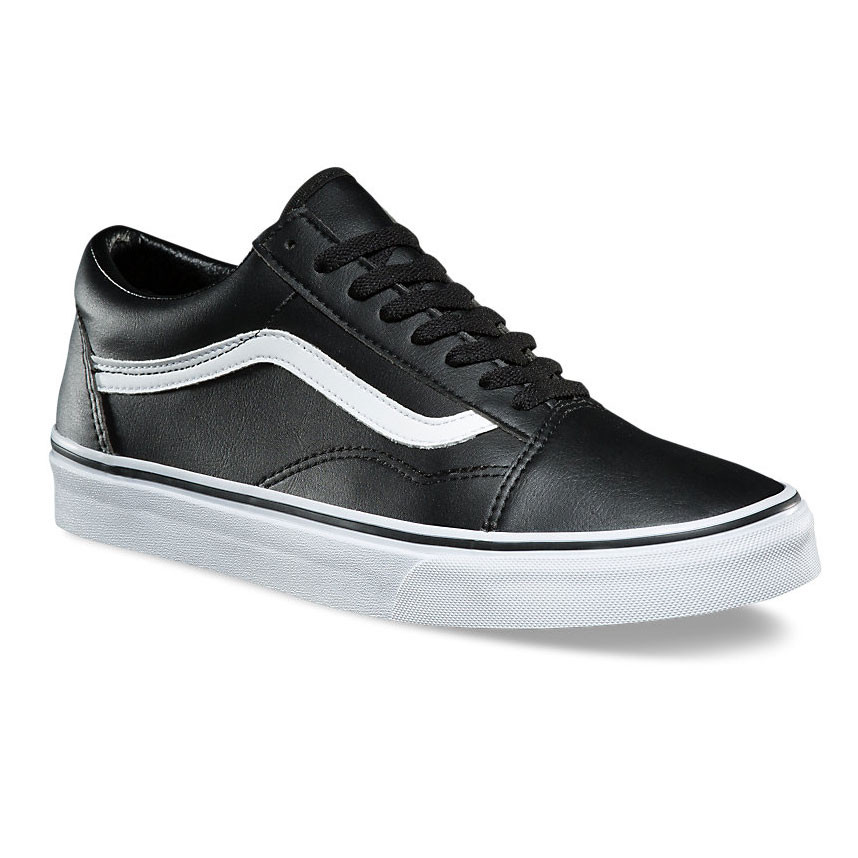 Tenisky Vans Old Skool Lite classic tumble black true white ... 738c543b5e5