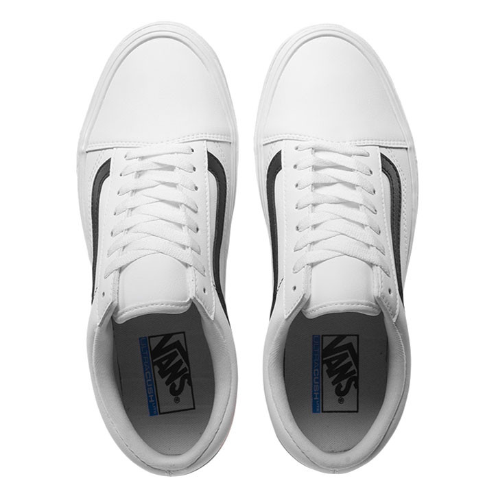 62b83cb3a2 Sneakers Vans Old Skool Lite classic tumble true white black ...