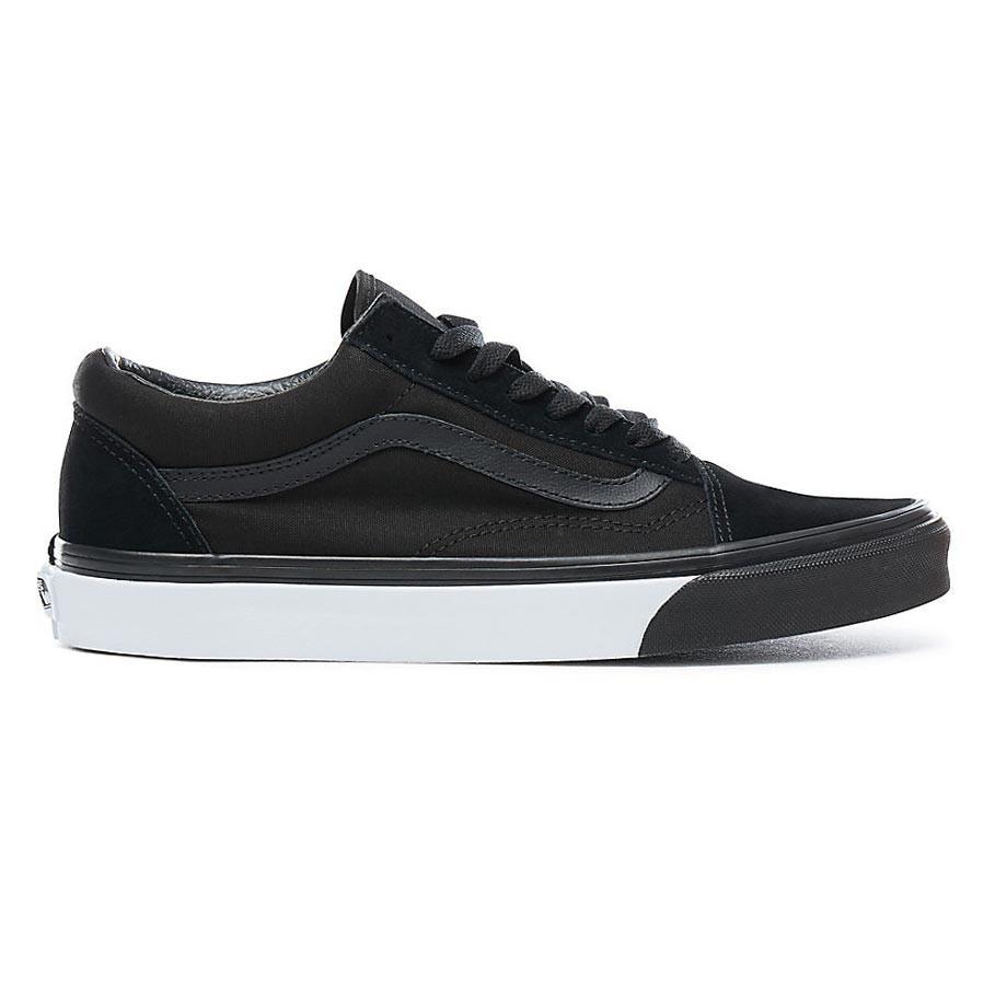 89d2d6283f Sneakers Vans Old Skool mono bumper black true white