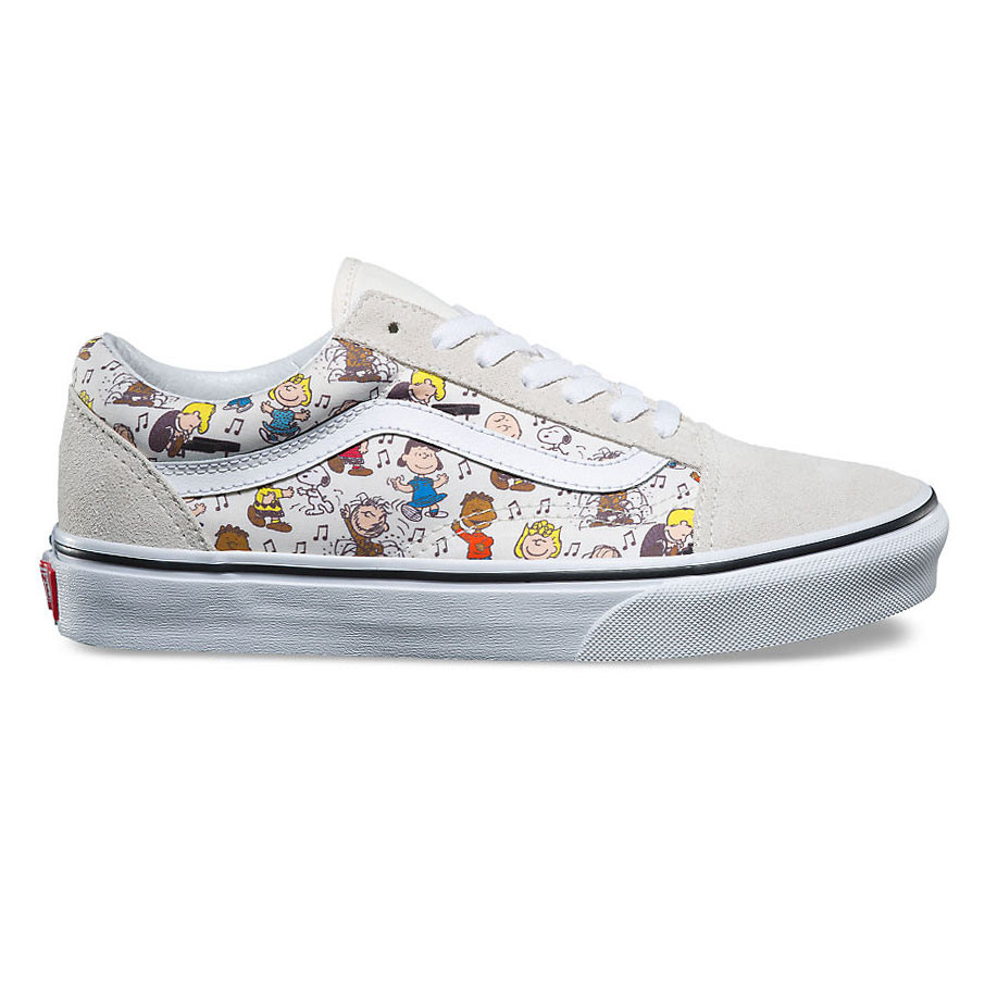 vans old skool peanuts multi true white snowboard zezula. Black Bedroom Furniture Sets. Home Design Ideas