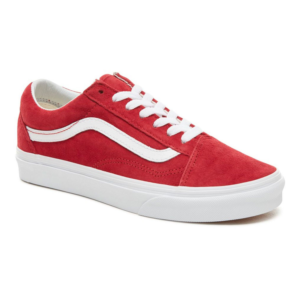 828bc18a37f29f Sneakers Vans Old Skool pig suede scooter true white