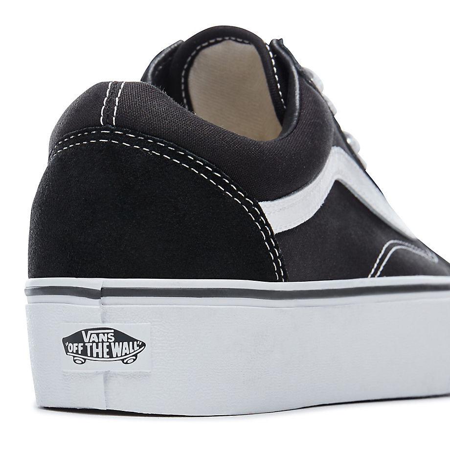 0655b3c6029 Sneakers Vans Old Skool Platform black white