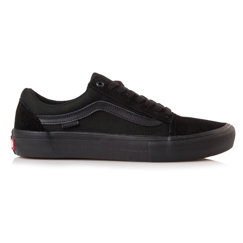 f20d244b42 Sneakers Vans Old Skool Pro blackout