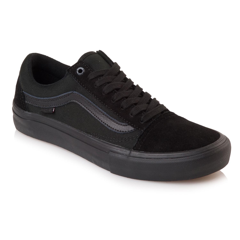 Vans Boty Black