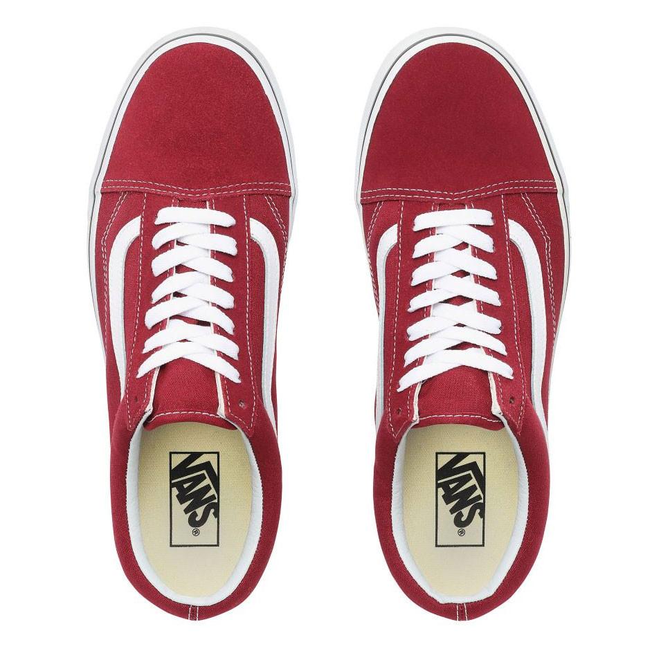 6f06bf33b55d Tenisky Vans Old Skool rumba red true white