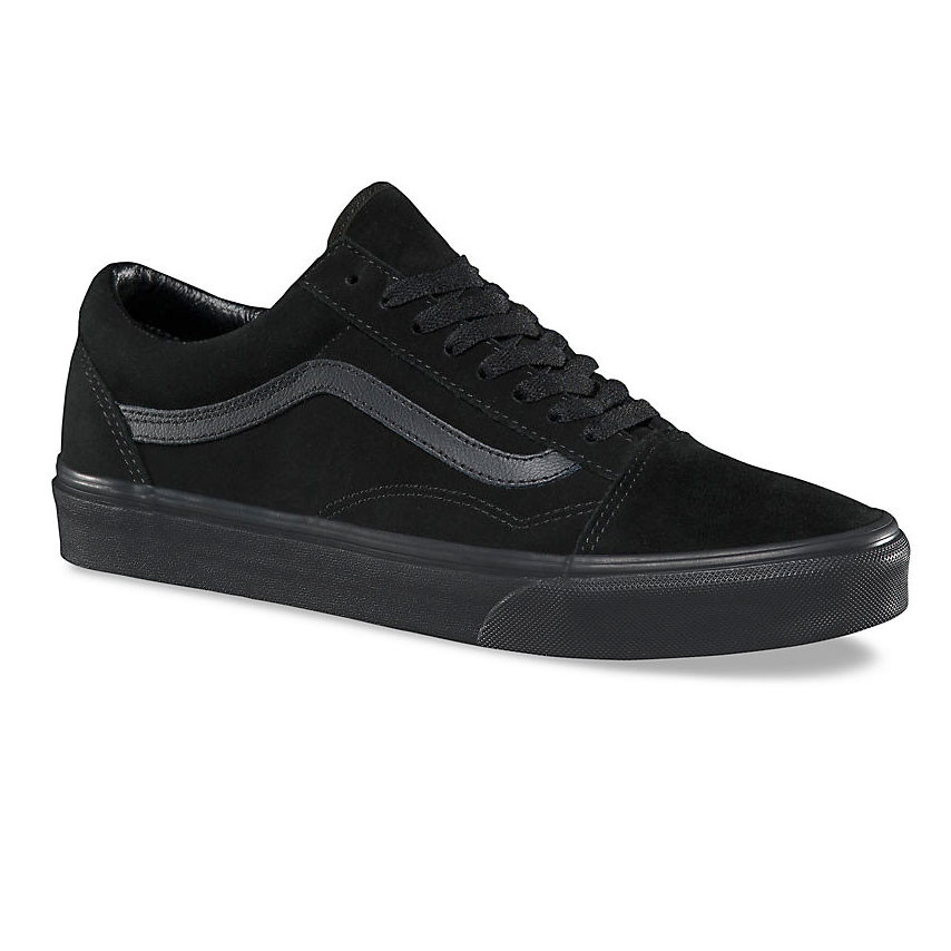 vans old skool suede black black black snowboard zezula. Black Bedroom Furniture Sets. Home Design Ideas