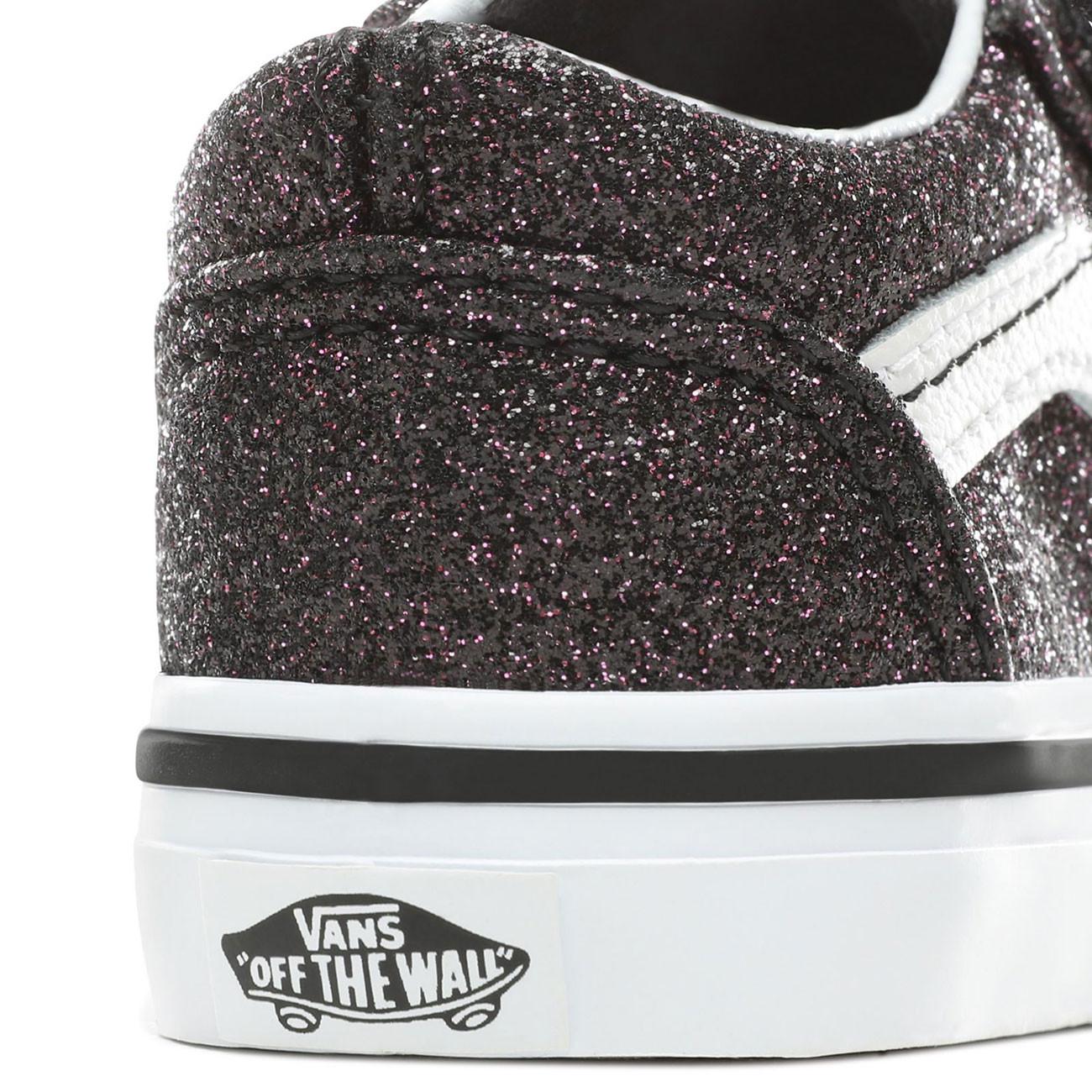 Sneakers Vans Old Skool V glitter stars