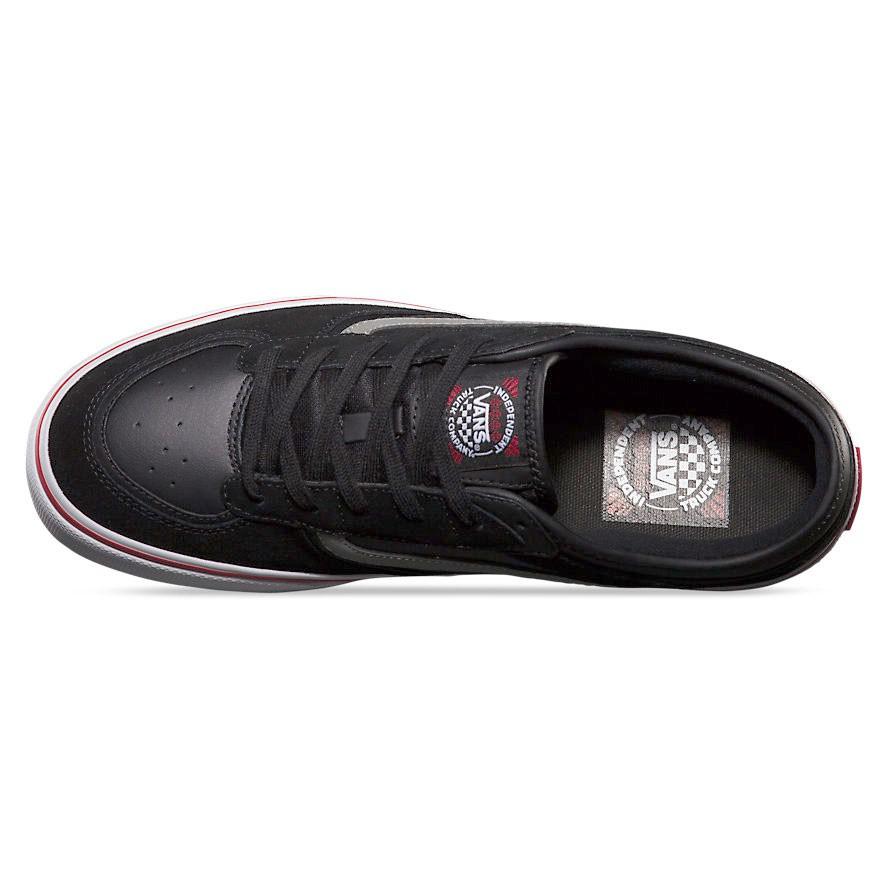 a1688b0c8c13ec Vans Rowley Pro independent black