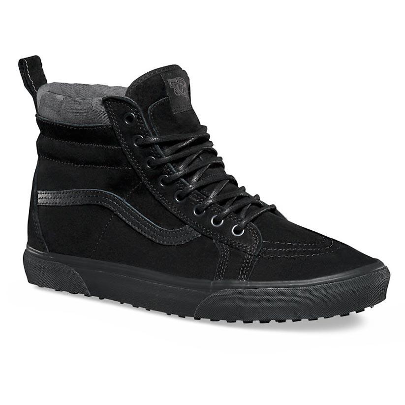 Zimní boty Vans Sk8-Hi Mte black/black/camo