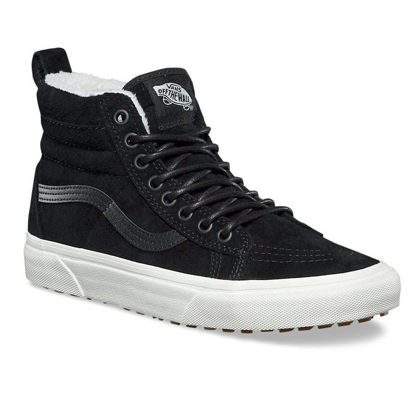 428f1b75f7 Skate shoes Vans Sk8-Hi Mte black black marshmallow