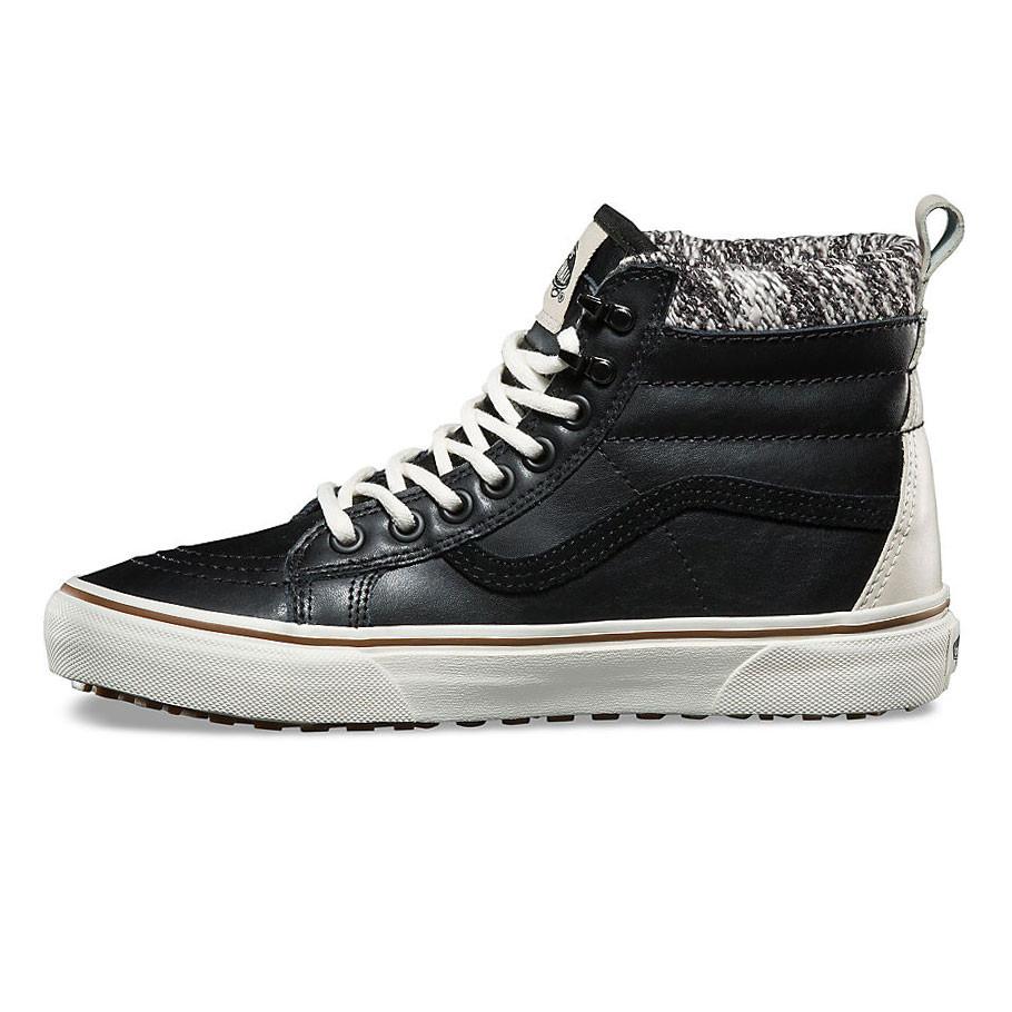 Skate shoes Vans Sk8-Hi Mte black marshmallow  57518446cac