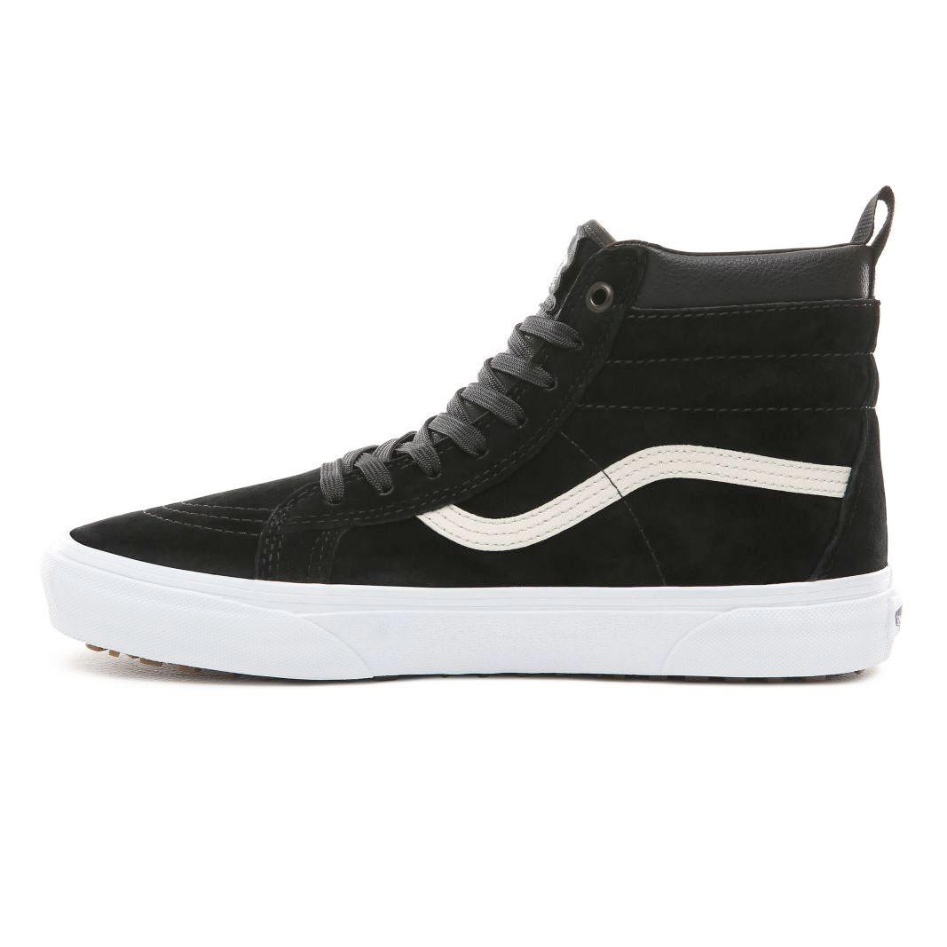 196f9c8cee Winter shoes Vans Sk8-Hi Mte black night true white