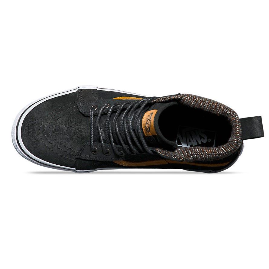 Vans Sk8-Hi Mte black tweed  1a6eeeee075
