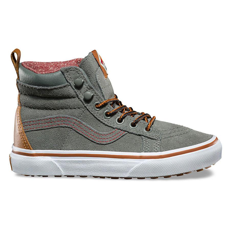 Skate boty Vans Sk8-Hi Mte castor grey  29f666c0076