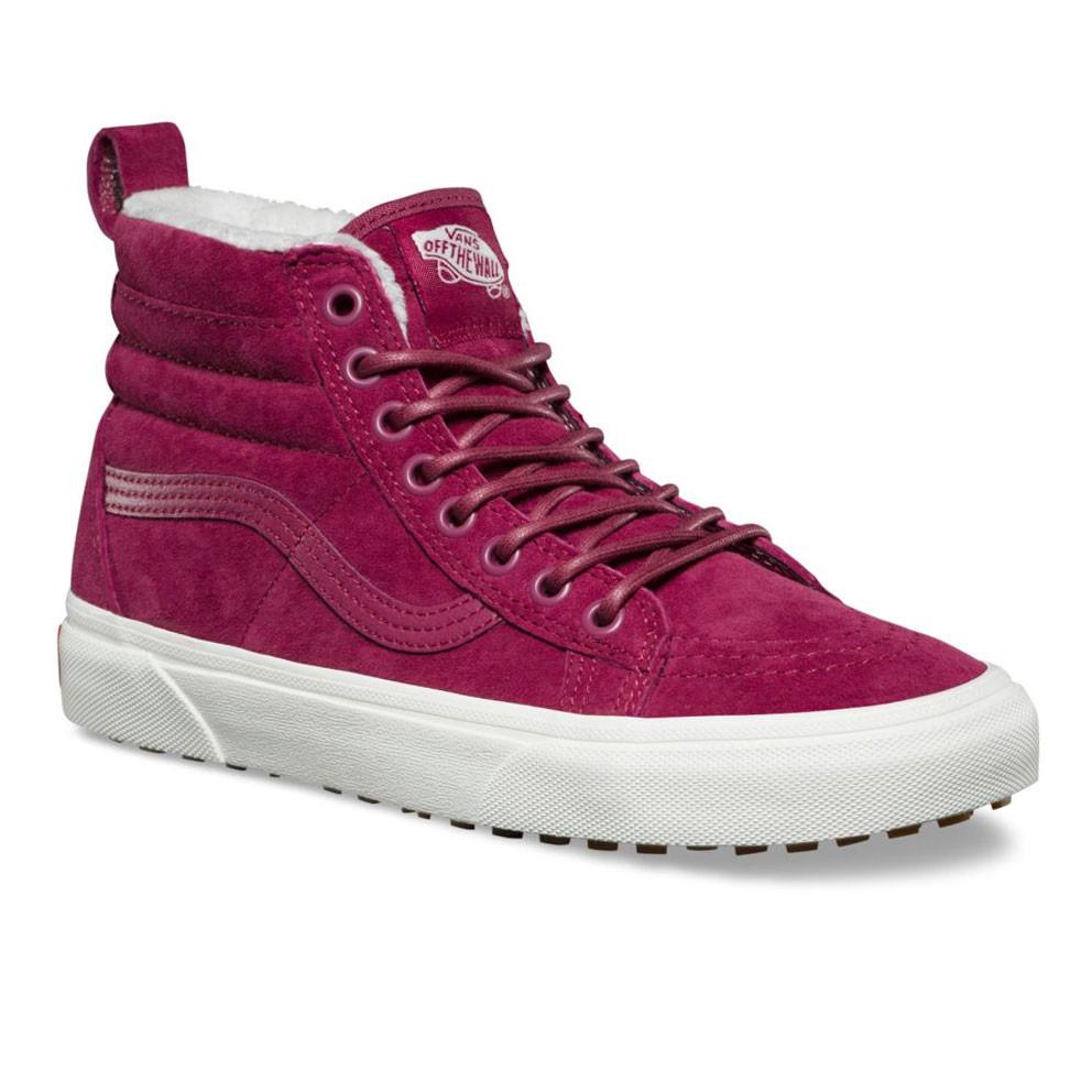 Skate shoes Vans Sk8-Hi Mte dry rose