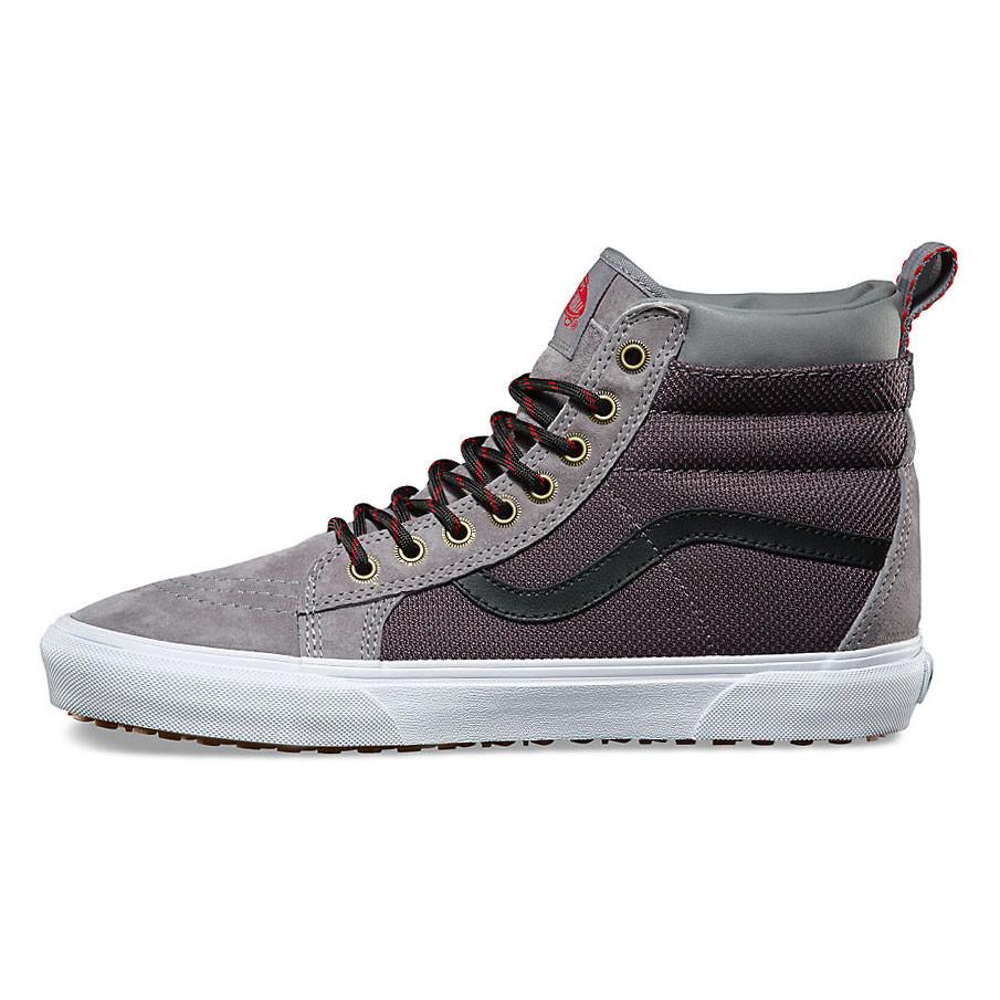 e210b51a528 Skate shoes Vans Sk8-Hi Mte frost grey ballistic